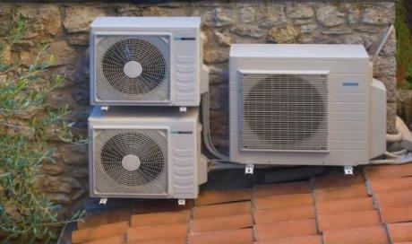 Pose et installation de climatisation réversible Daikin dans des appartements et maisons individuelles à Avignon